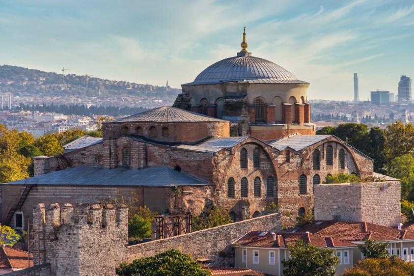 Hagia Irene, Istanbul