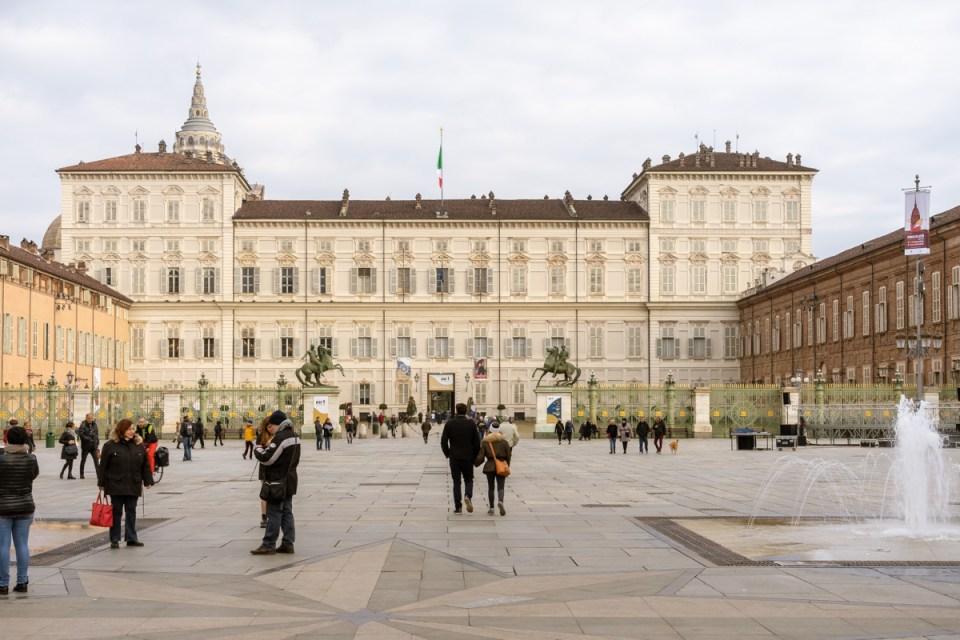 Palazzo Reale, Turin