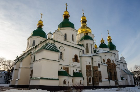 Saint Sophia Cathedral, Kiev