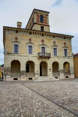 Palazzo Ducale, Sabbioneta, Italy