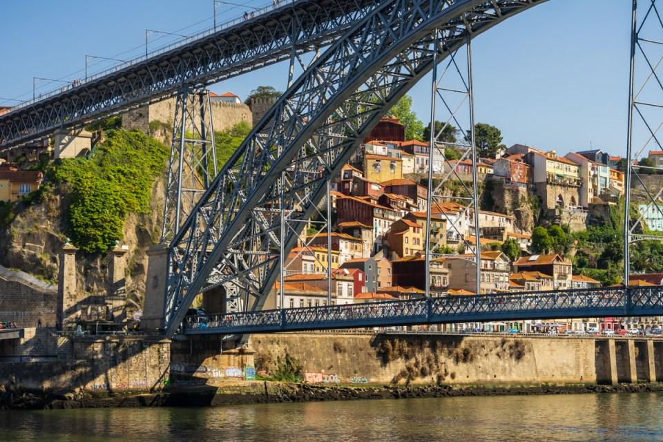 Ponte Luís I, Porto