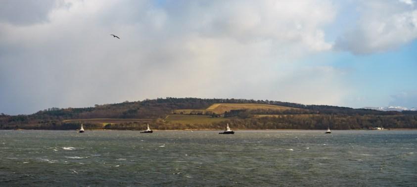 Firth of Forth, Scotland