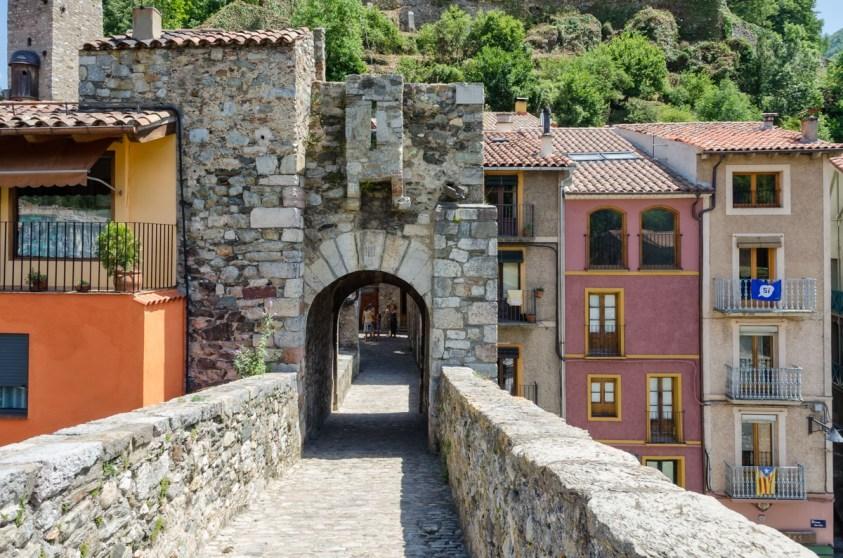 Camprodon, Catalonia, Spain