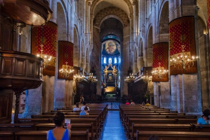 St-Sernin, Toulouse, France