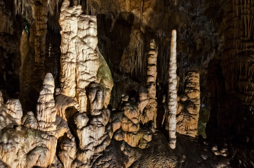 Grotte des Grandes Canalettes, Villefranche-de-Conflent, France