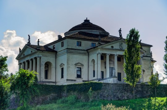 Villa la Rotonda, Vicenza, Italy