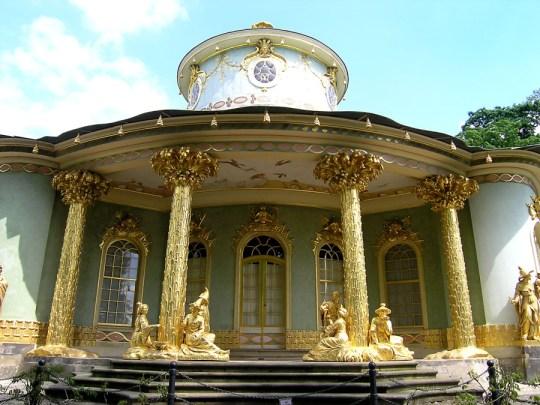 Chinese House, Sanssouci, Potsdam, Germany