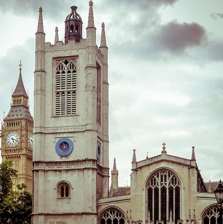 Big Ben and St. Margaret Church, London