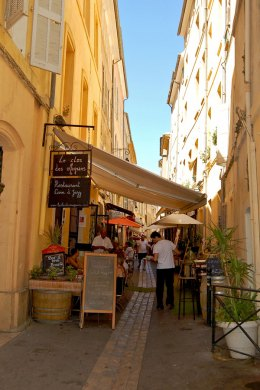 In Aix-en-Provence, France