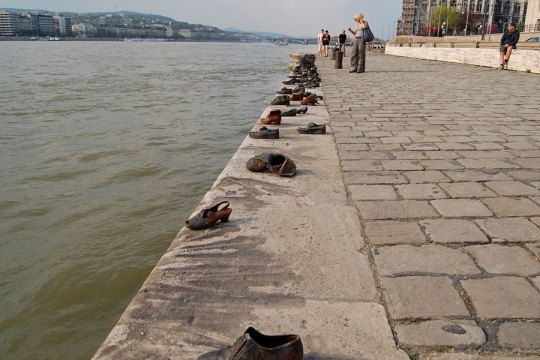 Holocaust Memorial, Budapest