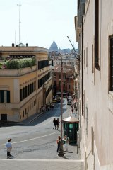 View from Quirinale, Rome