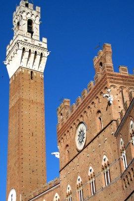 Palazzo Pubblico and Torre del Mangia, Siena