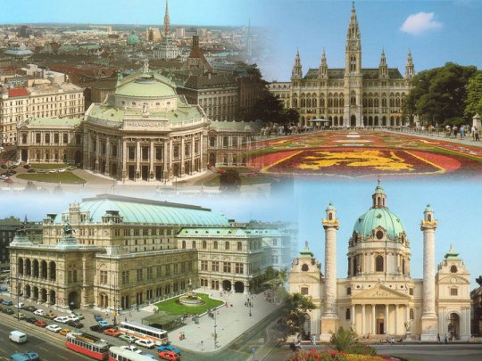 Viennese sights