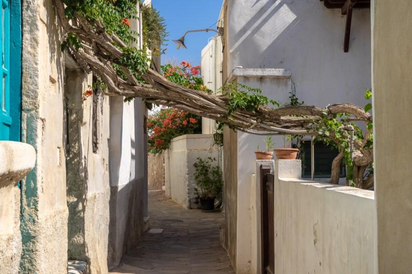 Naxos City, Greece
