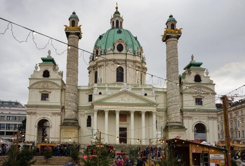 Karlskirche, Vienna