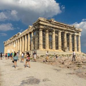 Chasing World Heritage: #113 (Acropolis)