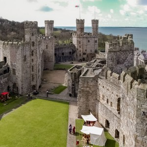 Re-counting World Heritage sites: #50 (Gwynedd, Wales)