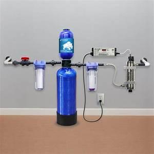 Фльтры для воды из скважины