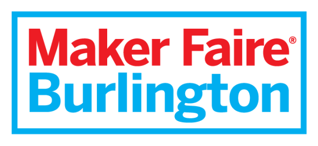 Maker Faire Burlington logo