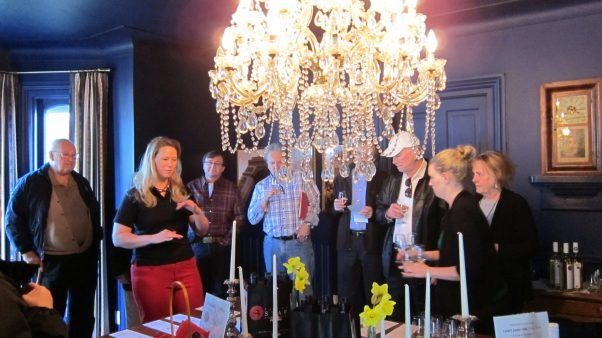 Spring Wine Tour Fundraiser 2015