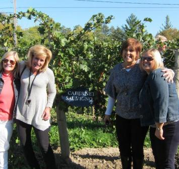 'Niagara Benches' Fall Wine Tour  ~ Thanks for attending and supporting BCA! Here are some pics from this awesome day!
