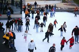 If you didn't get to strap on the blades this winter - you're out of luck. Rink closes at 10:00 pm this evening.