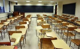 Parents know what it costs to keep their children in these classrooms - now they know what it costs to keep the principals in the schools. Too much?