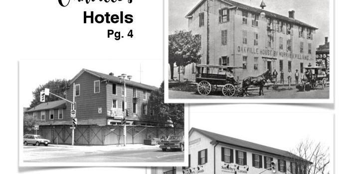 Oakville Historical Society newsletter March 2018
