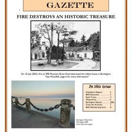 September 2020 Gazette