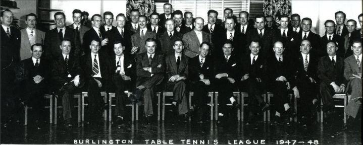 Table Tennis 1947-48