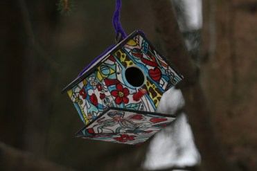 Birdhouse at High Park in Toronto, ON