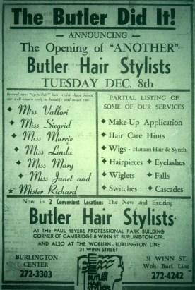 Butler Hair Stylists