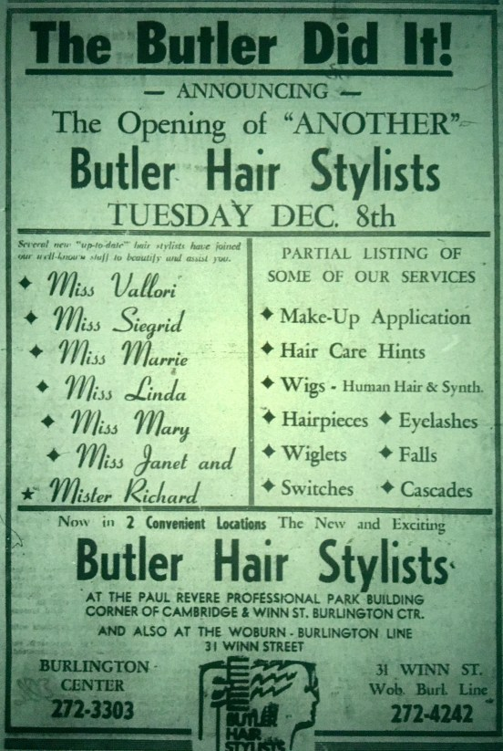 Butler Hair Stylists