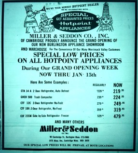 Miller & Seddon, Burlington MA
