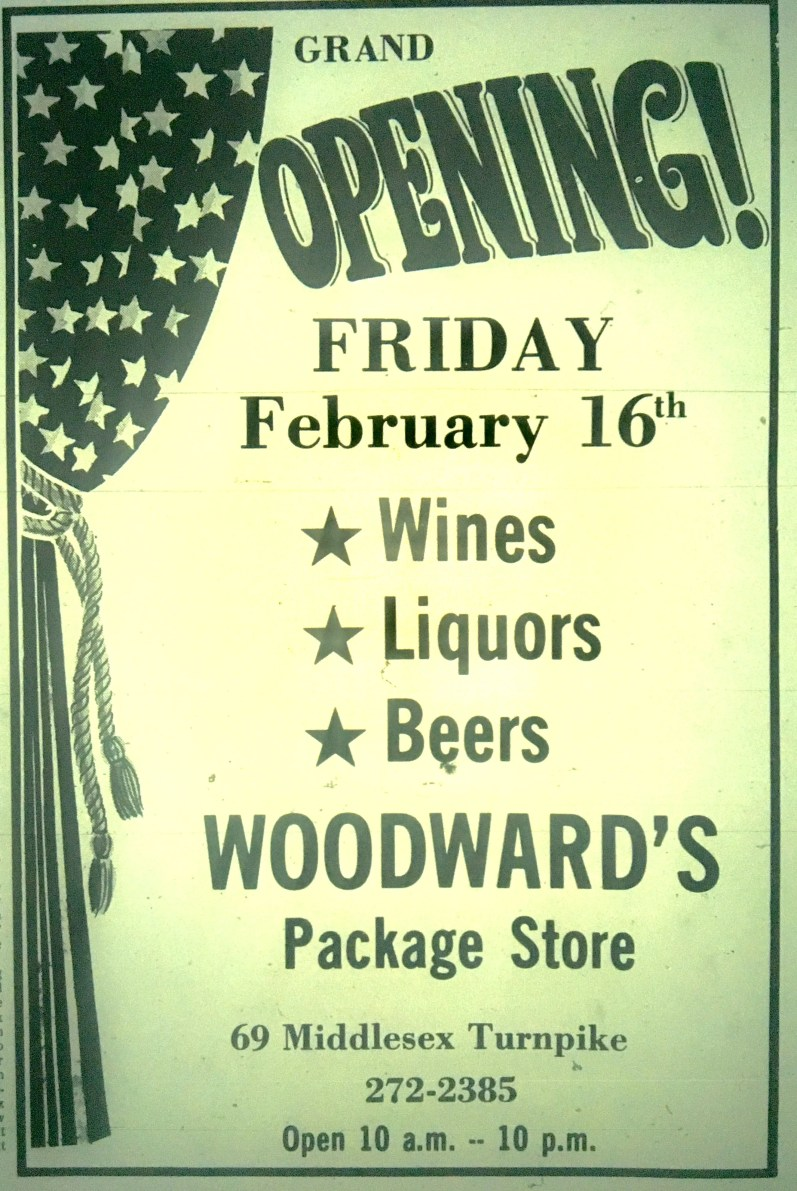 Woodward's Package Store