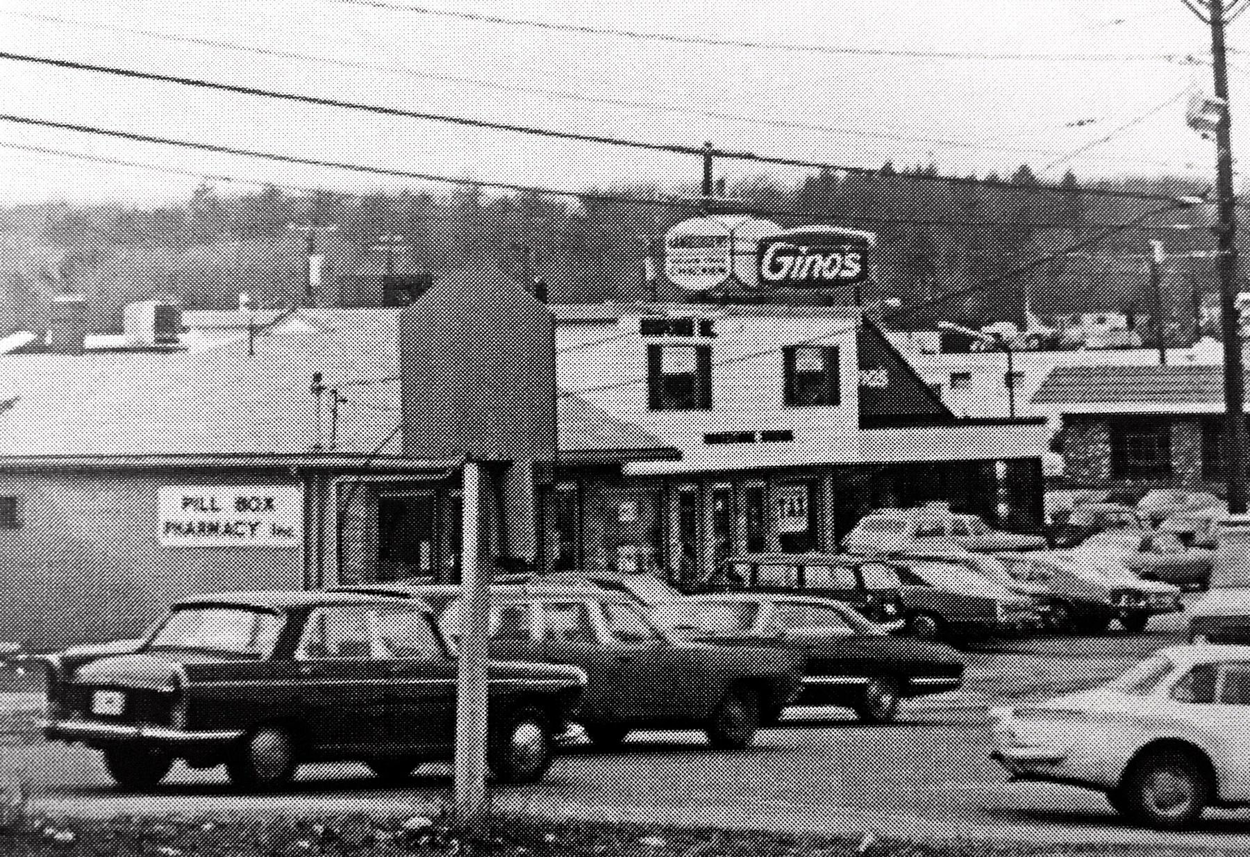 Gino's Burlington MA