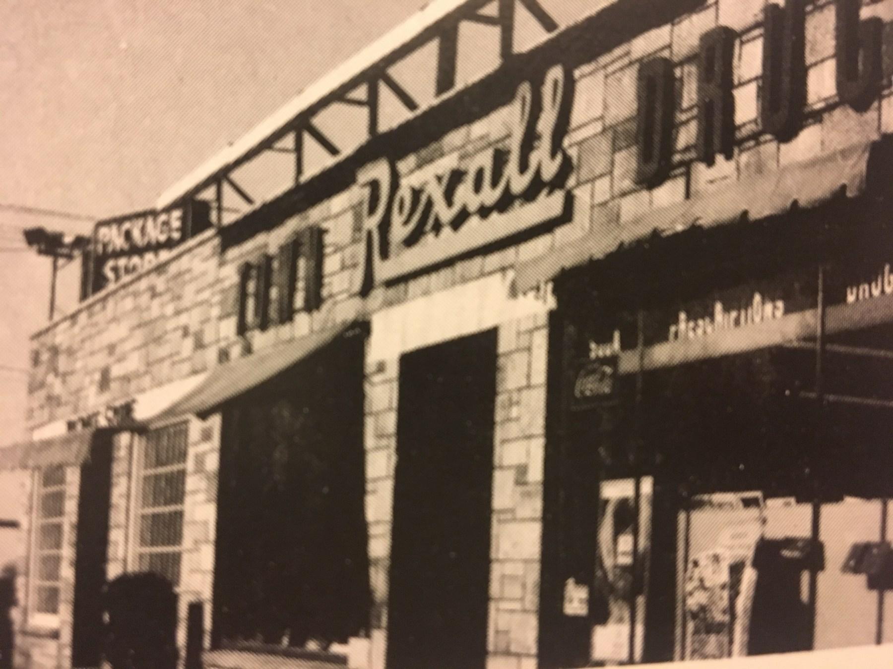 Rexall storefront full