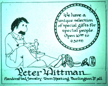 Peter Wittman jewelry Burlington MA
