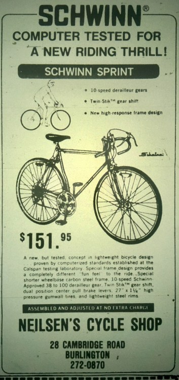 Nielsen's Cycle Shop