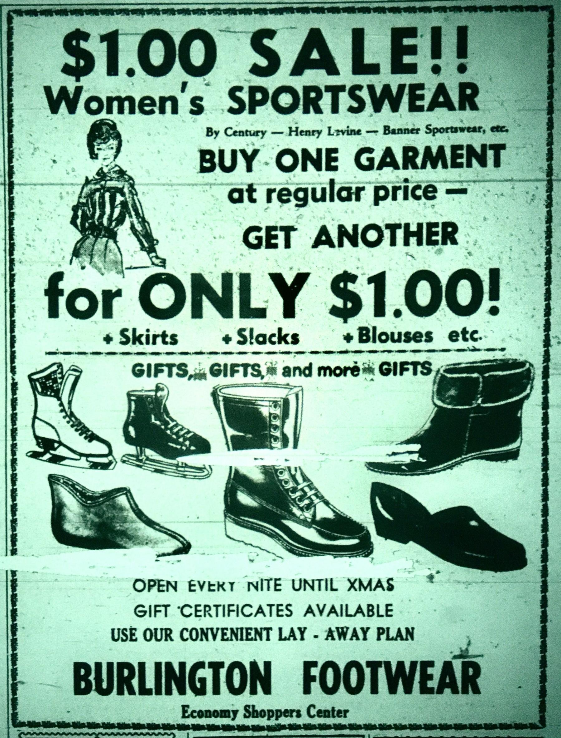 Burlington Footwear, Burlington MA