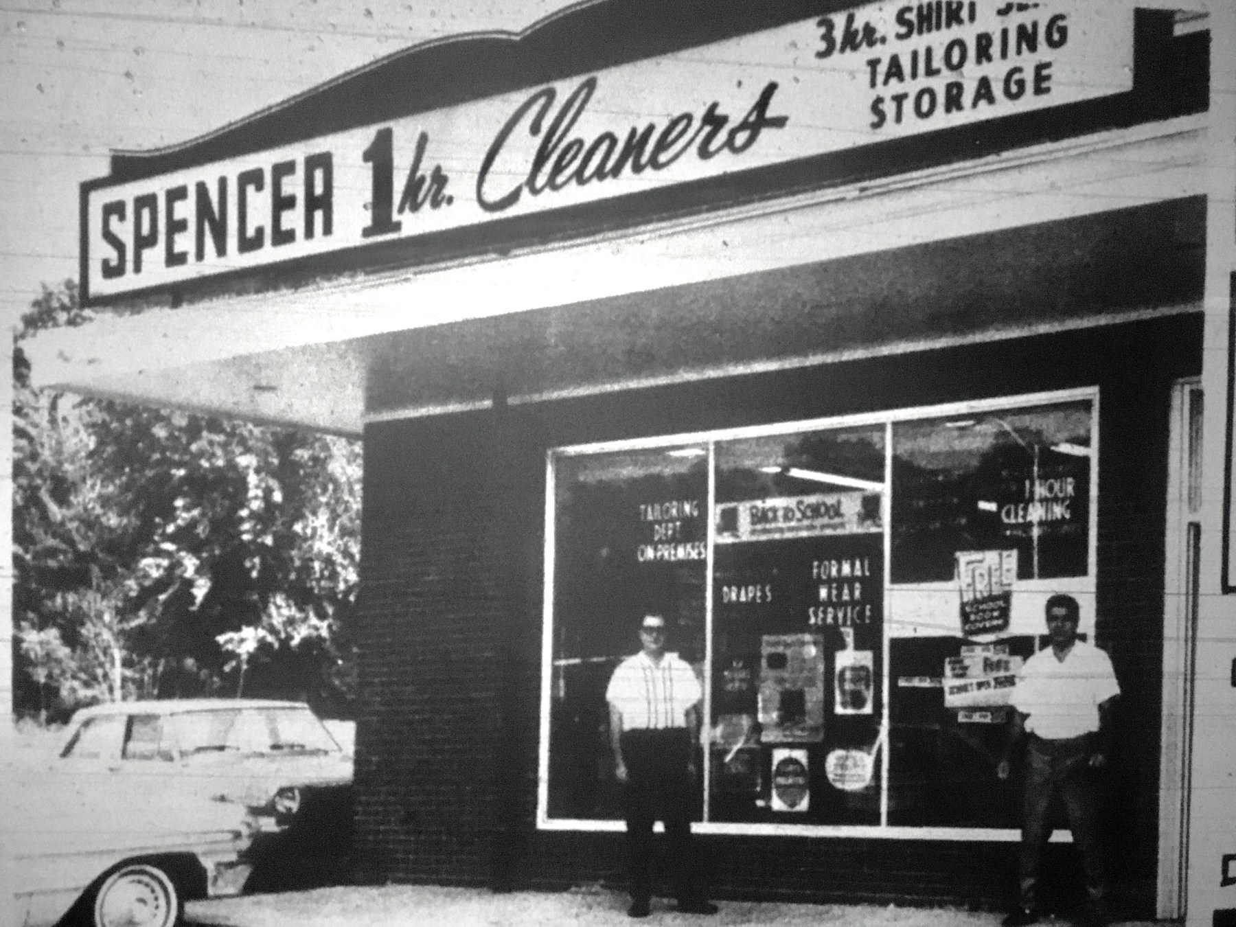Spencer Cleaners
