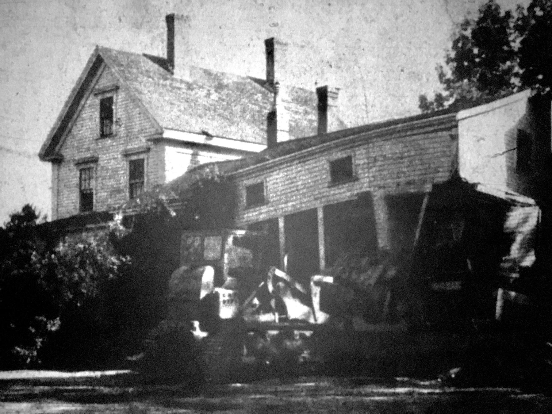 The Dodge House, Burlington MA