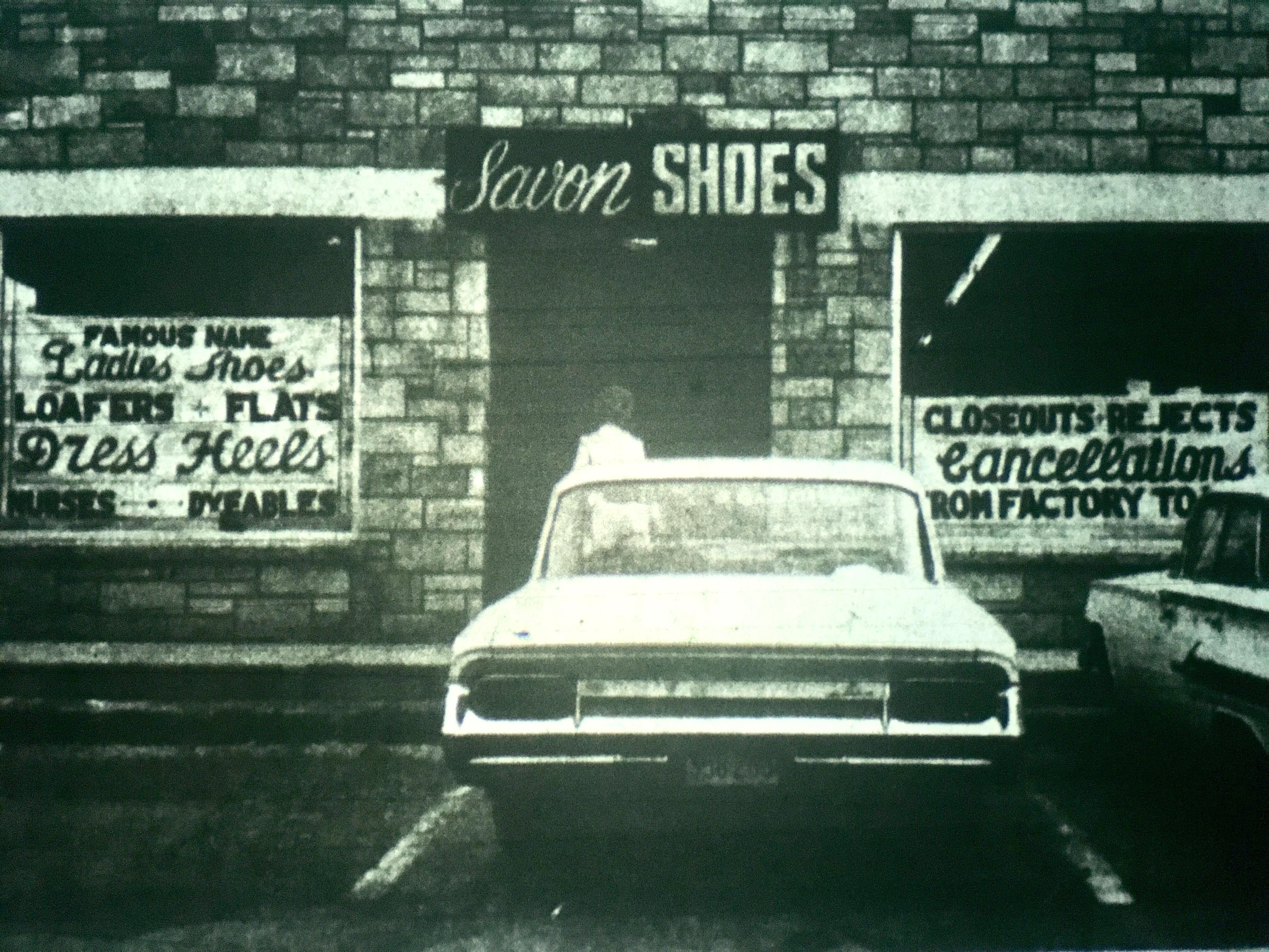 Savon shoes Burlington MA