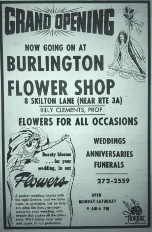 Burlington Flower Shop