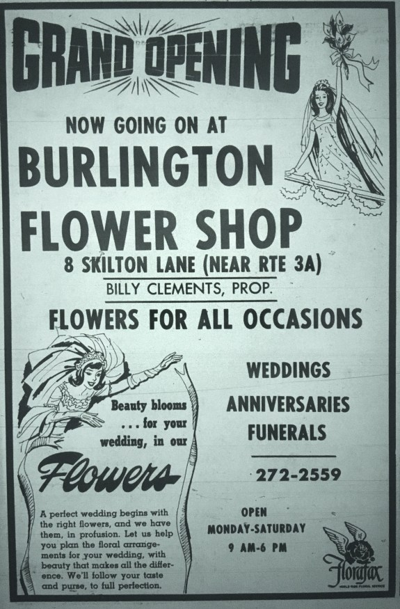 Burlington Flower Shop