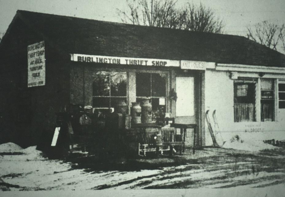 Burlington Thrift Shop