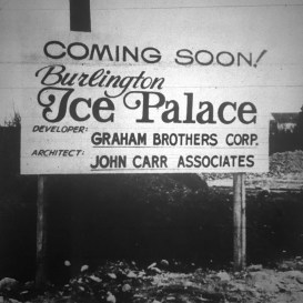 Burlington Ice Palace