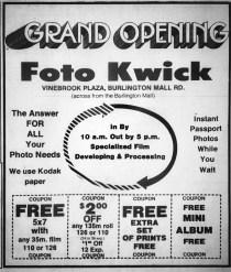Foto Kwick, Burlington MA