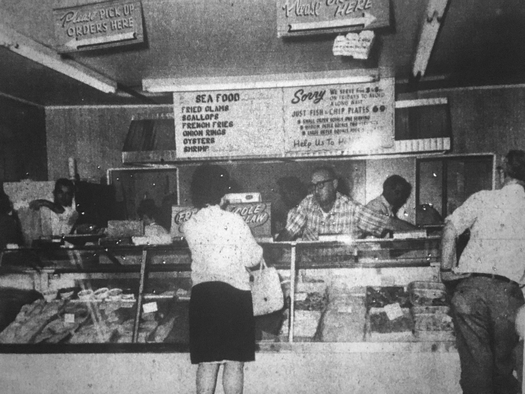 Town Fryers, Burlington MA