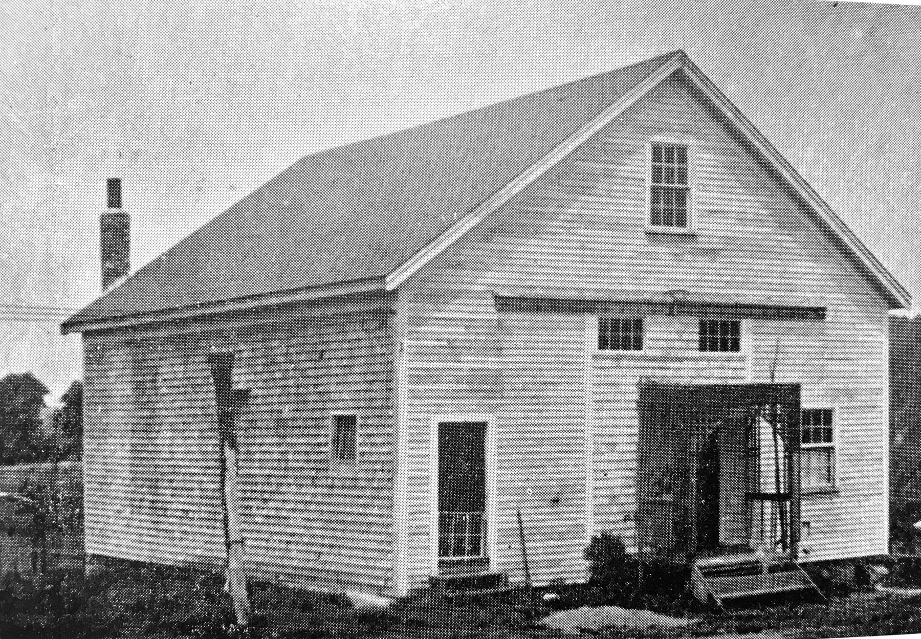 Sousa's Barn, Peach Orchard Rd. Burlington MA